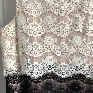 Jessica Simpson Dresses - Jessica Simpson Lace Dress